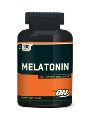 Optimum Melatonin,   100 tab.