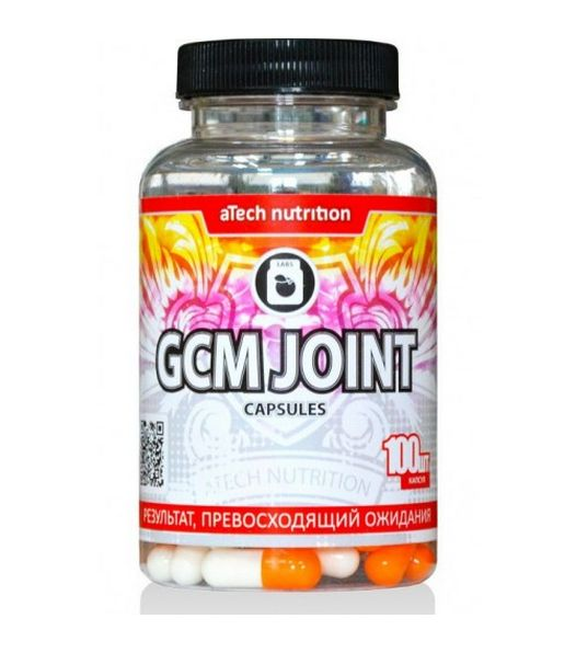 aTech Nutrition GCM Joint 100 капс