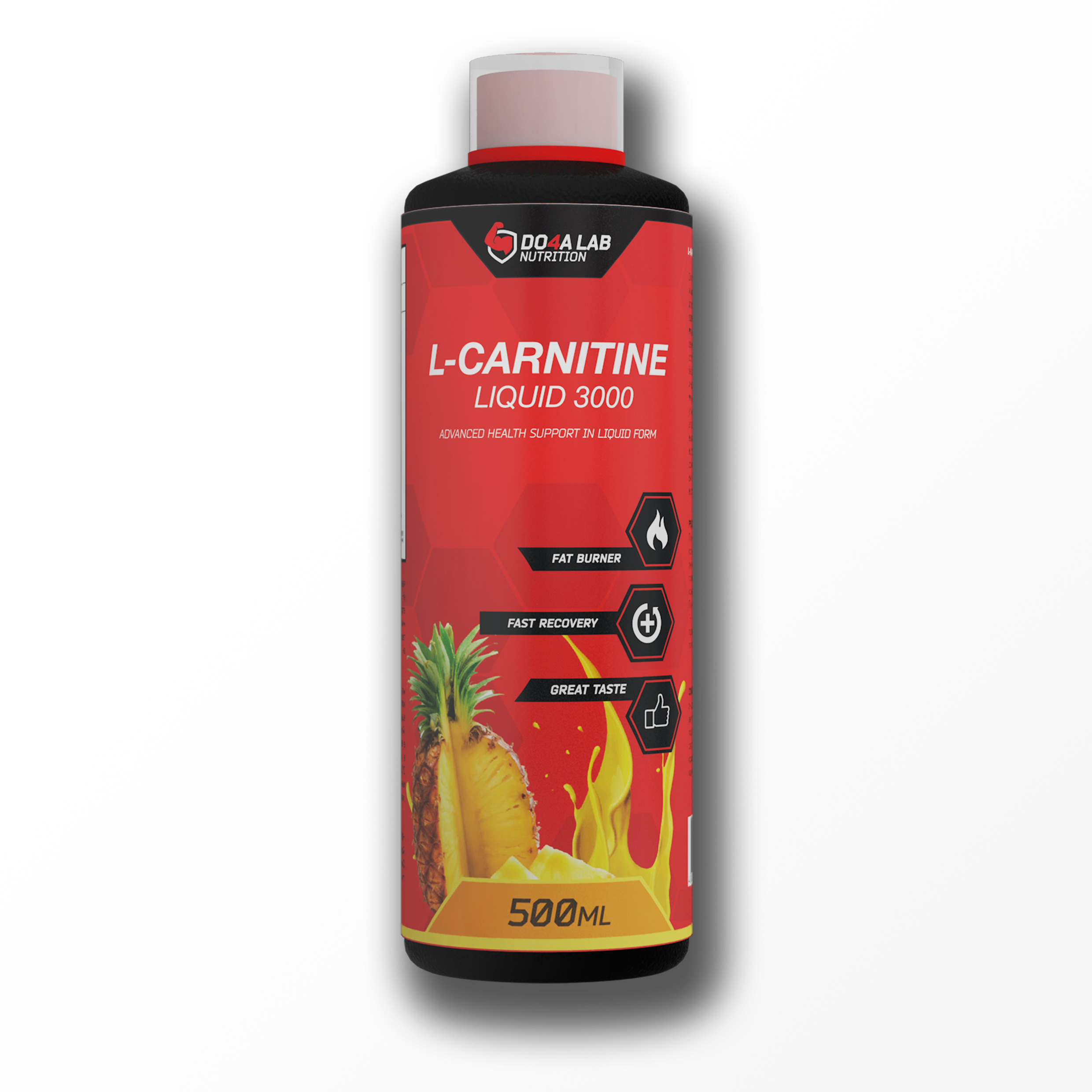 Do4a Lab L-Carnitine Liquid 3000 мг 500 мл