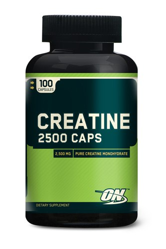 ON Creatine 2500 caps 100 капс
