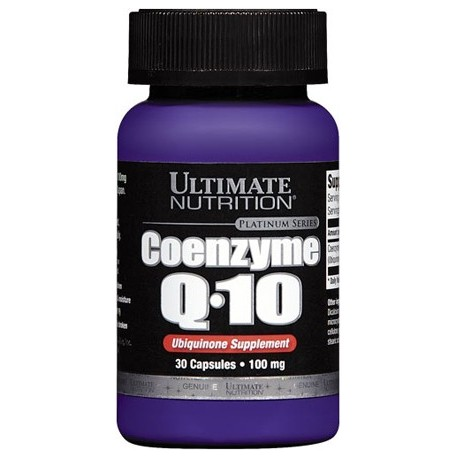 Ultimate Coenzyme Q10 100% Premium 100 mg 30caps
