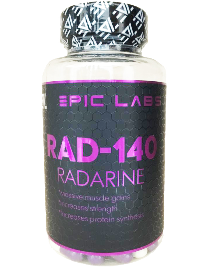 Epic Labs RAD-140 Radarine 90 капс